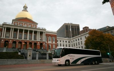 High School Field Trip to the Massachusetts State House