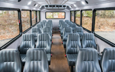 Our Motorcoaches Have the Features to Let You Travel in Style