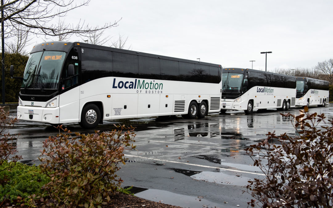 Welcome to the Bus Blog from Local Motion of Boston!