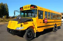 Medium School Bus For Field Trips
