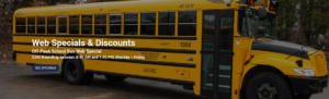 school bus rental boston