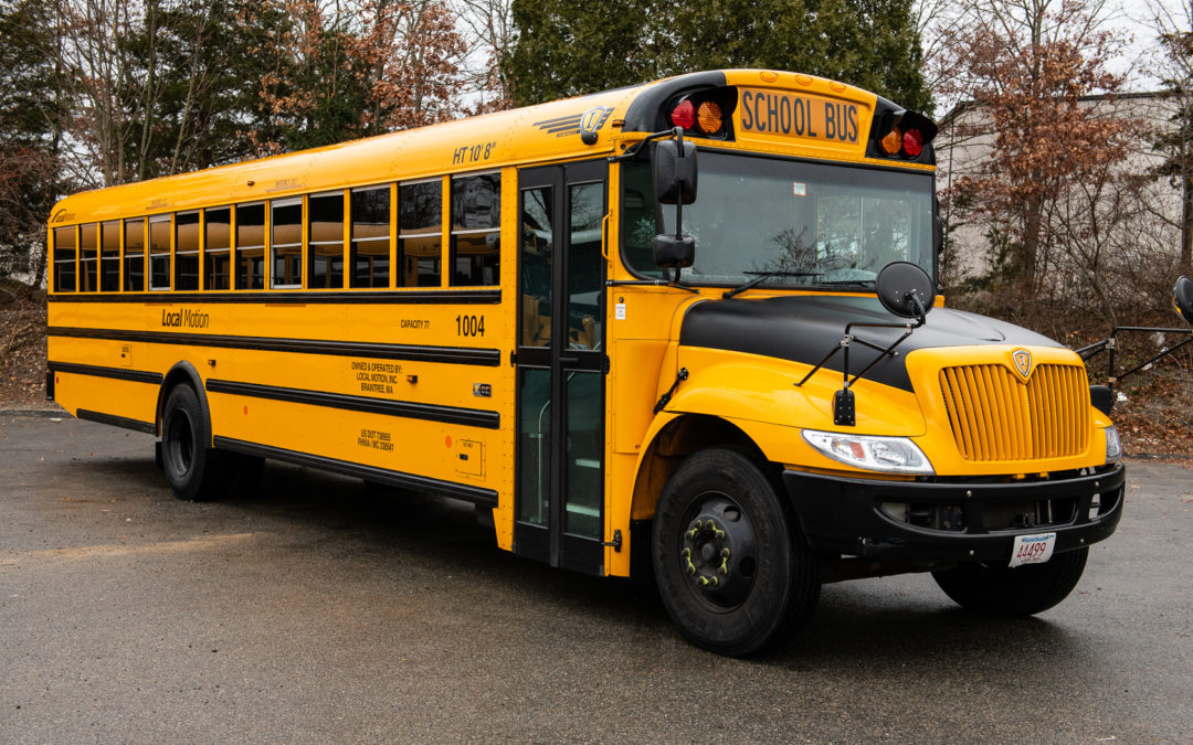 From Daily School Routes to Field Trips: Take a Bus for Safety