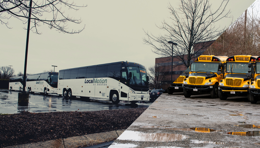 From Motor Coach to School Bus: How Local Motion Gets You There