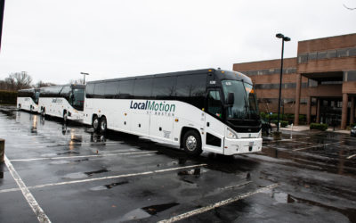 Impress Your Clients with Motor Coach Transportation