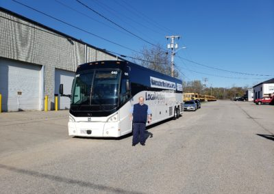Boston Charter Bus