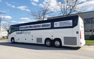 Photos From The Motorocoaches Rolling for Awareness Campaign