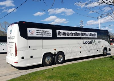 Charter Bus Services in Boston