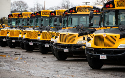 Full Size School Bus Advantages During A Pandemic