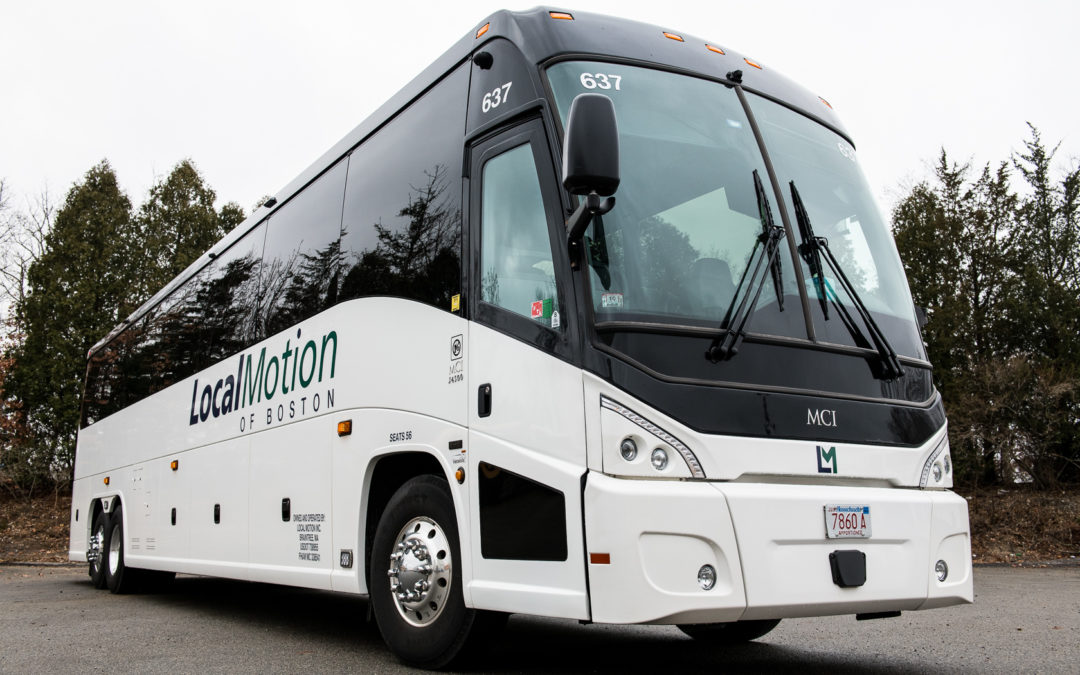 Charter Bus Rental: Your Guide To Renting A Charter Bus