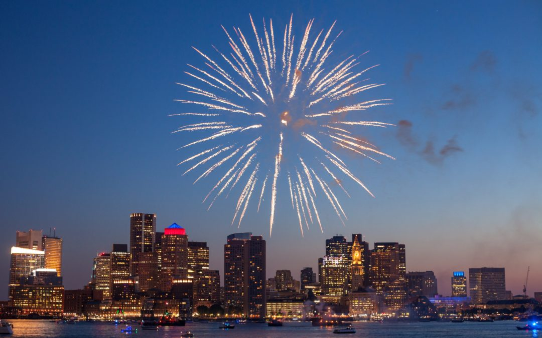Year-End Holiday Celebrations in Boston Call for a Bus!
