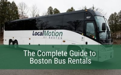 The Complete Guide to Boston Bus Rentals