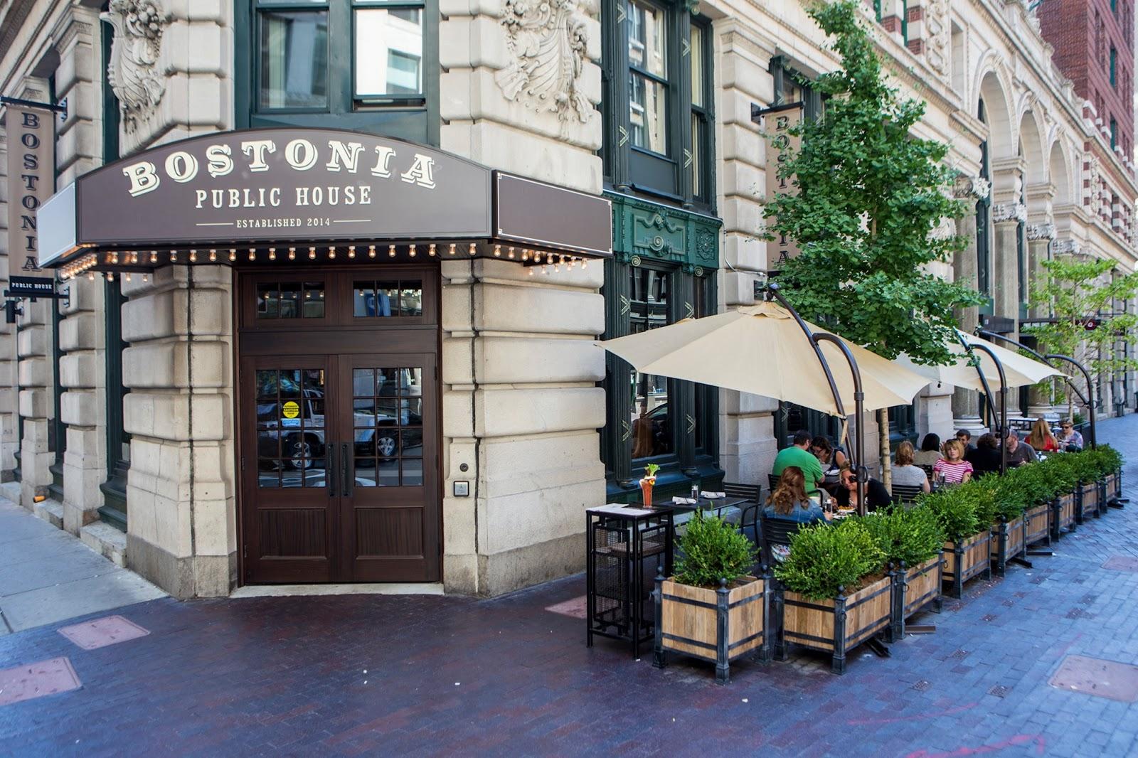 Boston restaurants for groups
