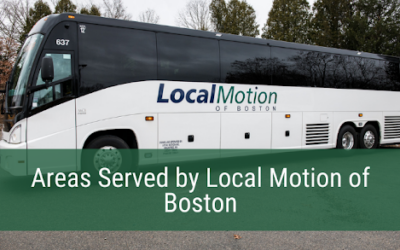 Areas Served by Local Motion of Boston